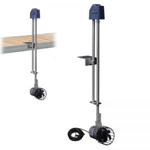 Aqua Thruster + 360 Oscillator + Dock Plate Mount