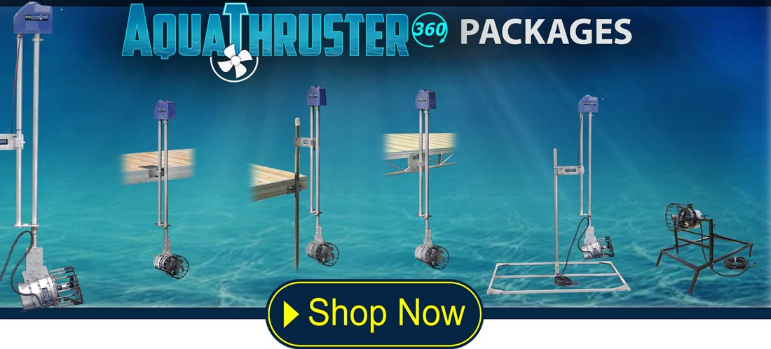 Shop Now - Build your custom aqua thruster package